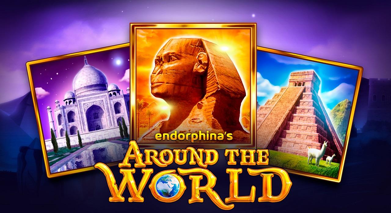 New Slot Game by Endorphina – Around The World
