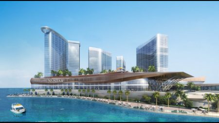 Nustar Resort and Casino expecting to open in the Philippines from 2022