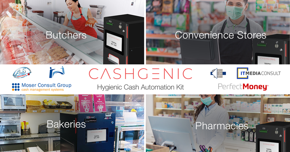 ITL rapidly expand CashGenic suppliers throughout Europe