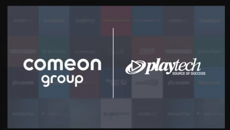 ComeOn Group partners up with Playtech to further strengthen their player experience