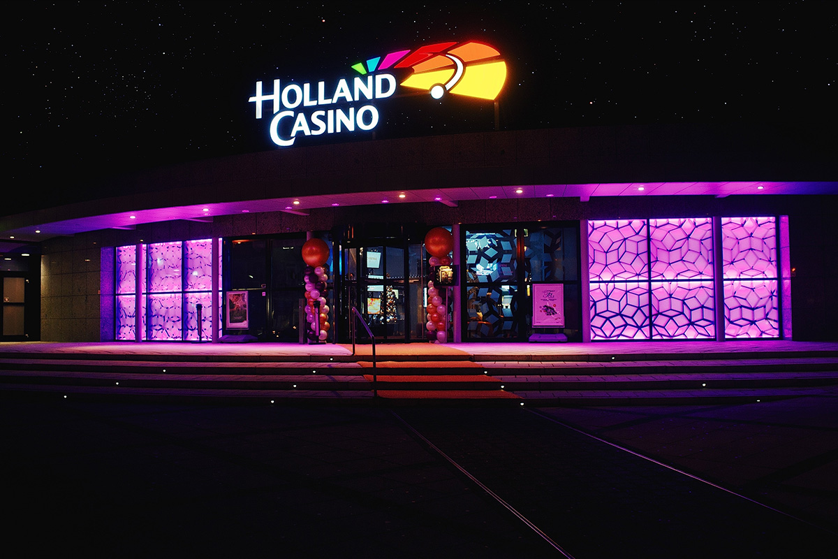 Holland Casino's Gross Income Down 54% in 2020