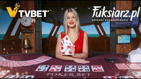 TVBET bringing two of its live-dealer games to Fuksiarz.pl