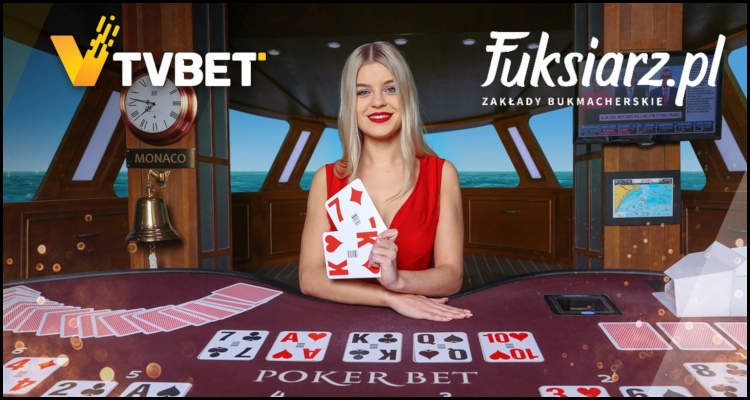 TVBET bringing two of its live-dealer games to Fuksiarz.pl