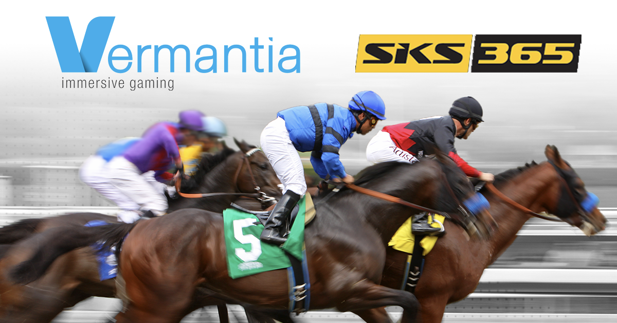 SKS365 Signed Horse Racing Content Deal With Vermantia