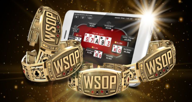 WSOP releases Online Series schedule featuring 33 bracelet events