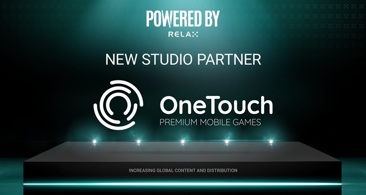 Relax Gaming and OneTouch agree new Powered By Relax partnership deal