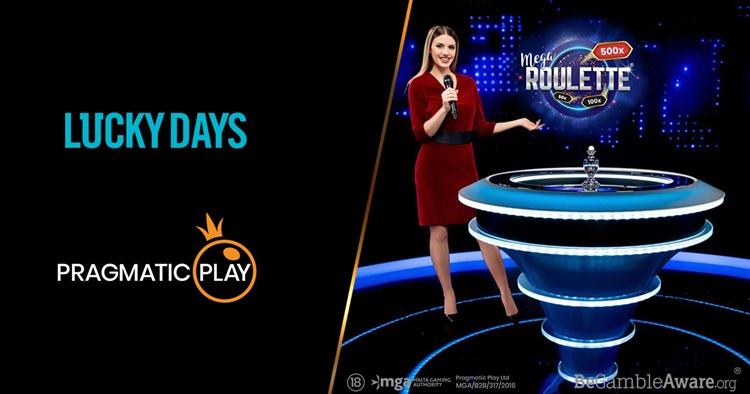 LuckyDays online casino rolls out Pragmatic Play live dealer games via new partnership agreement