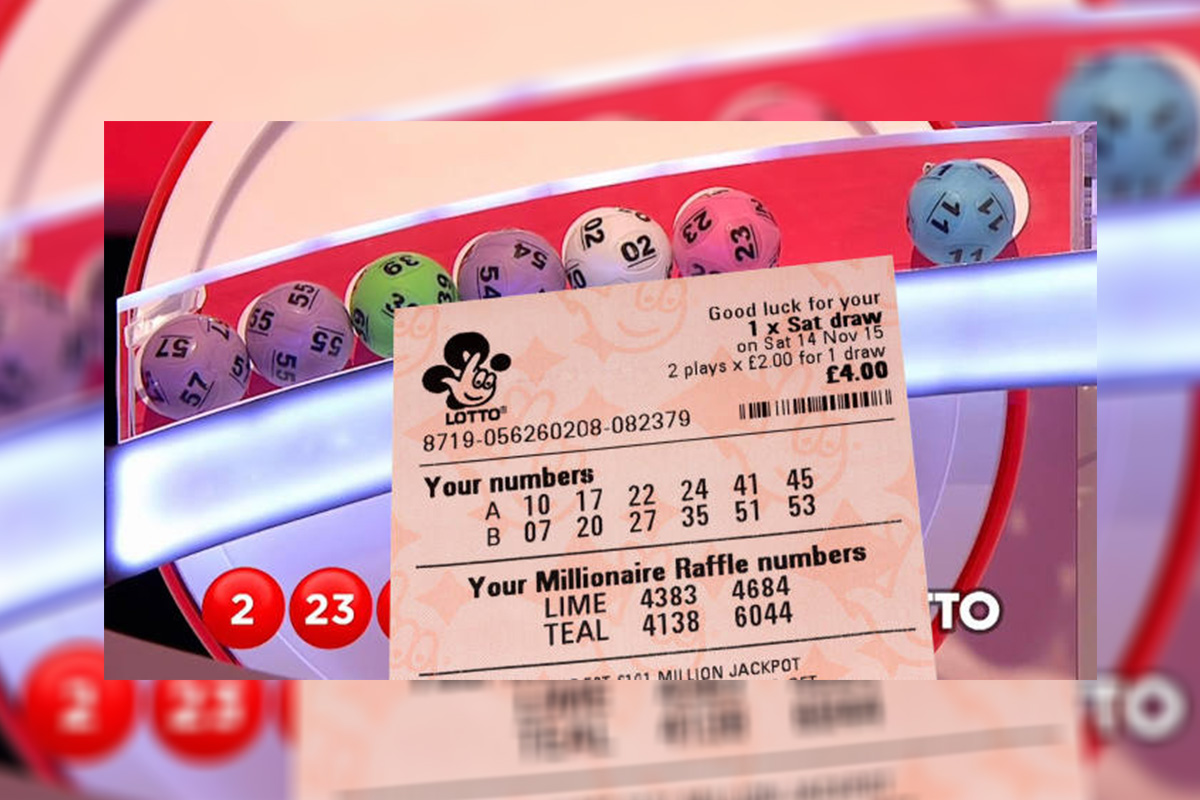 Sisal Enters Race for Fourth UK National Lottery Licence