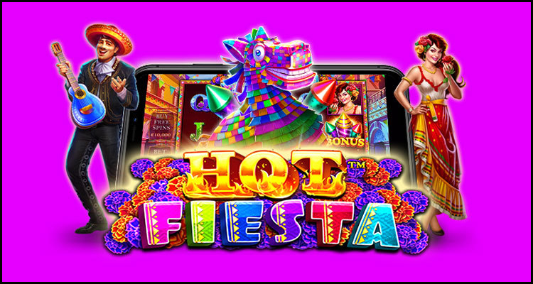 Pragmatic Play Limited heads south of the border for some Hot Fiesta fun