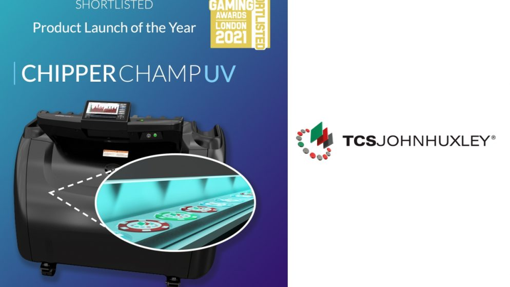 TCSJOHNHUXLEY's Chipper Champ UV Shortlisted for Global Gaming Awards 2021