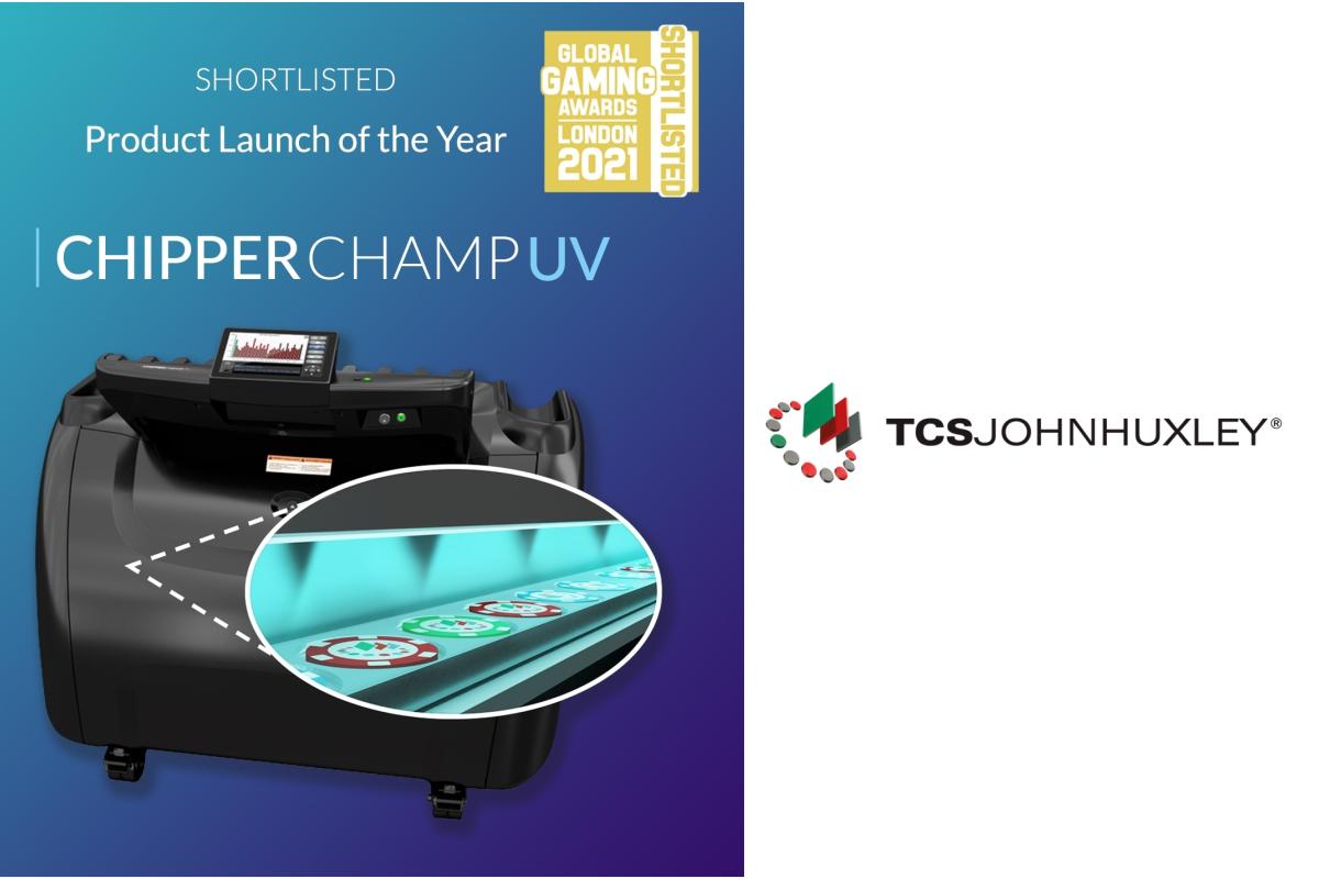 TCSJOHNHUXLEY's Chipper Champ UV Shortlisted for Global Gaming Awards 2021