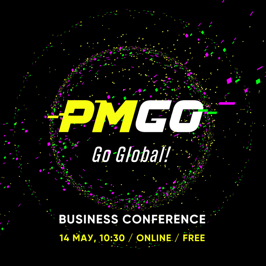 Speakers from Netflix, Google, Readdle will share about how businesses can go global