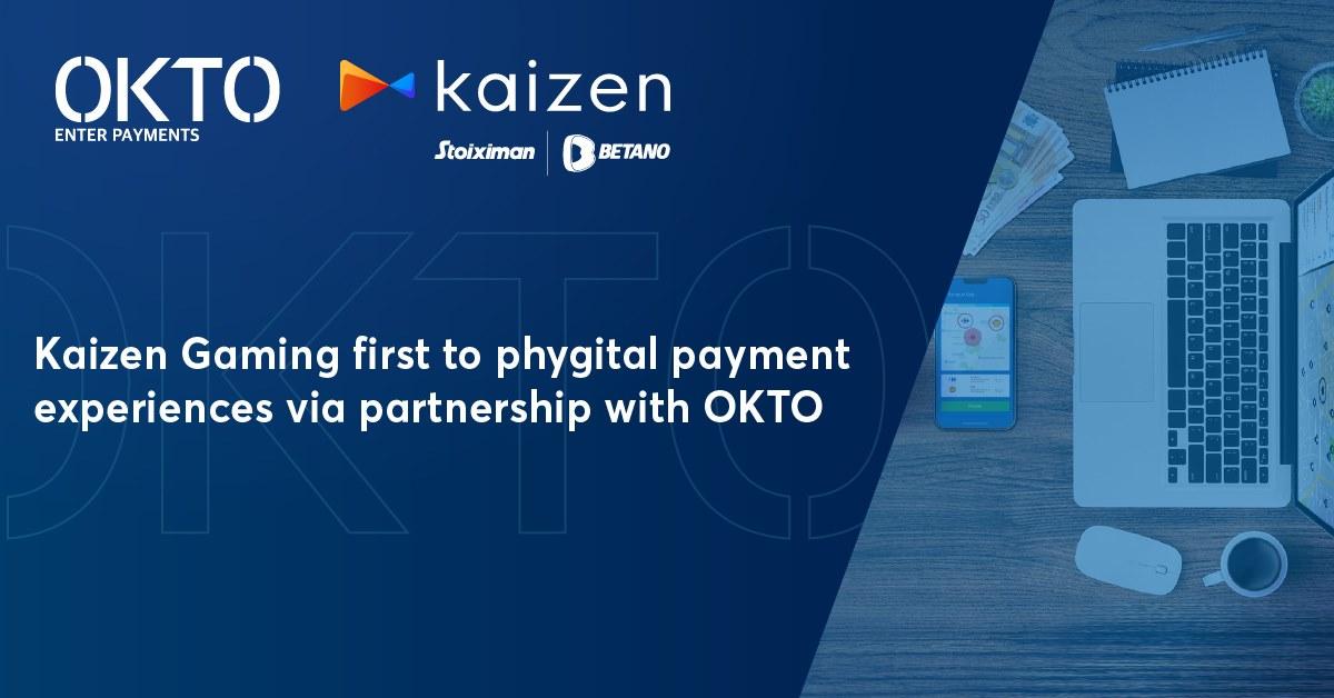 Kaizen Gaming Partners with OKTO