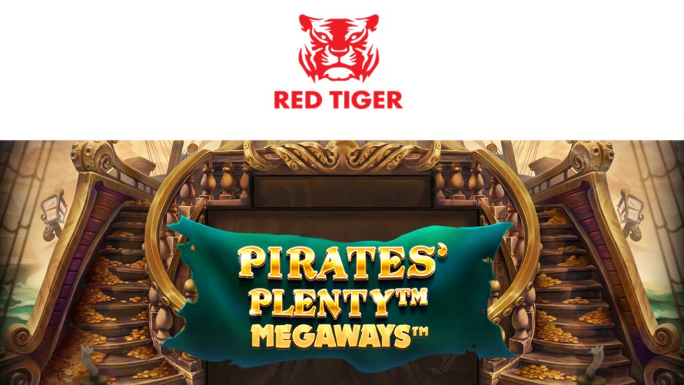 Red Tiger takes to the waves again with Pirates' Plenty MegaWays™