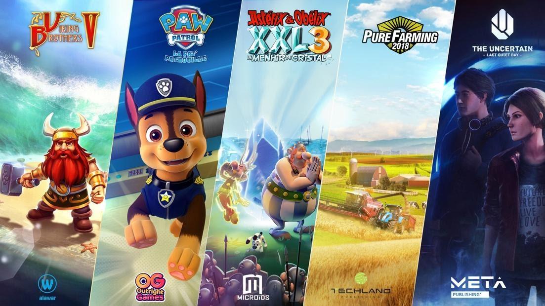 Gamestream strengthens global publisher partnerships