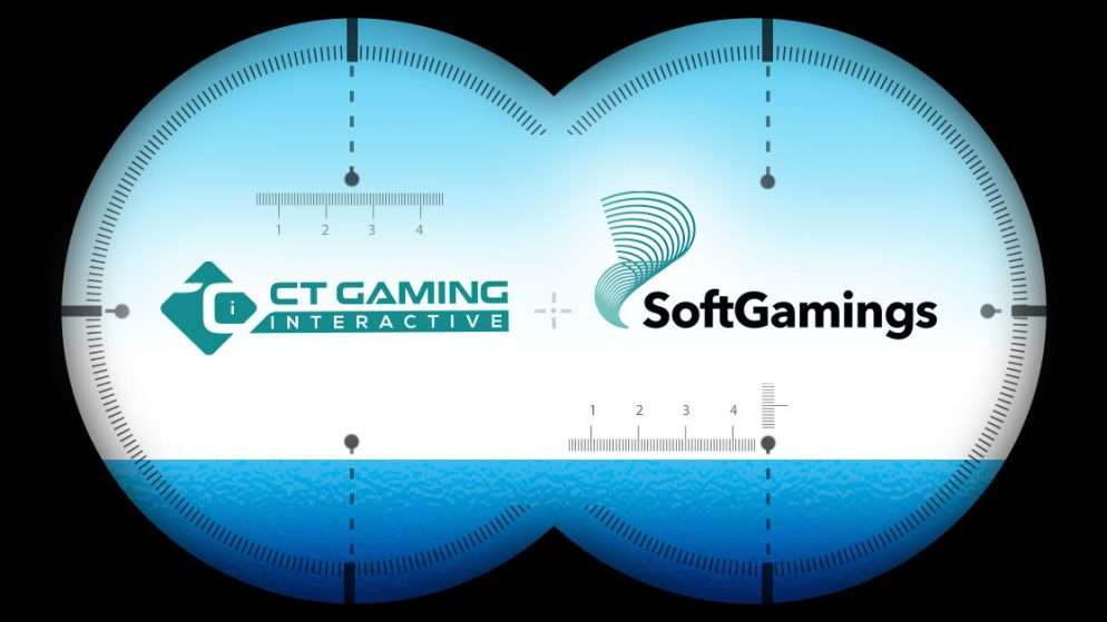 CT Gaming Interactive and SoftGamings Enter into Content Integration Agreement