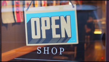 High street betting shops re-open in England and Wales