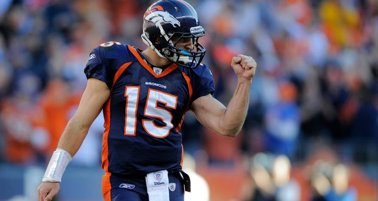 Tim Tebow Tried Out with the Jacksonville Jaguars at Tight End Position