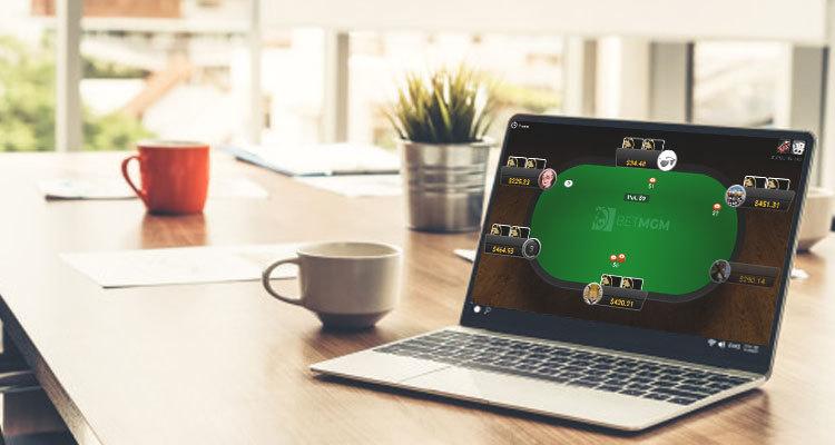 BetMGM Poker and Borgata Poker start online poker testing phase today in Pennsylvania
