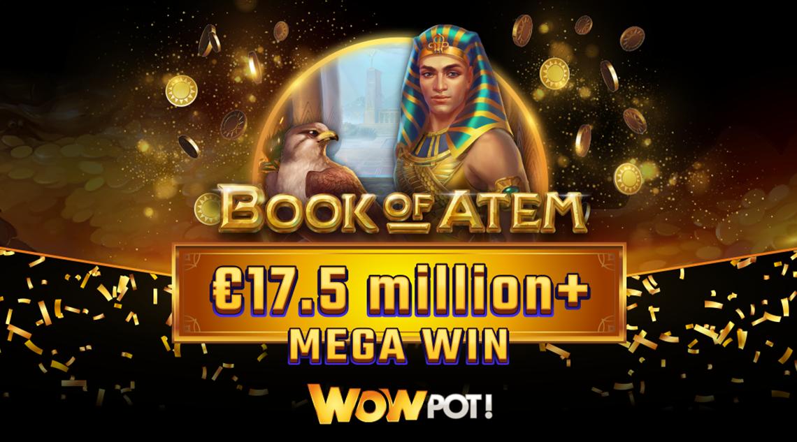 Massive Jackpot Won at 32Red Online Casino