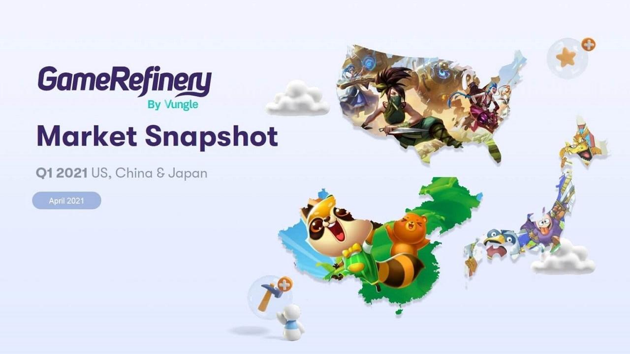 GameRefinery by Vungle Q1 Snapshot Report