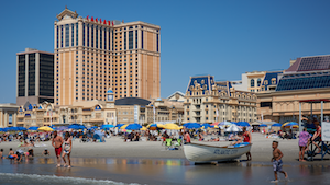 Caesars plans $400m investment in Atlantic City