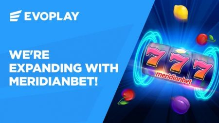 Evoplay agrees content integration deal with Meridianbet; continues record-breaking commercial expansion