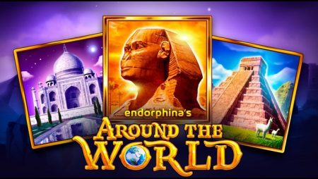 Embark on an Around the World journey with Endorphina Limited