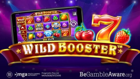 """Pragmatic Play launches new """"multiplier-filled"""" video slot Wild Booster"""