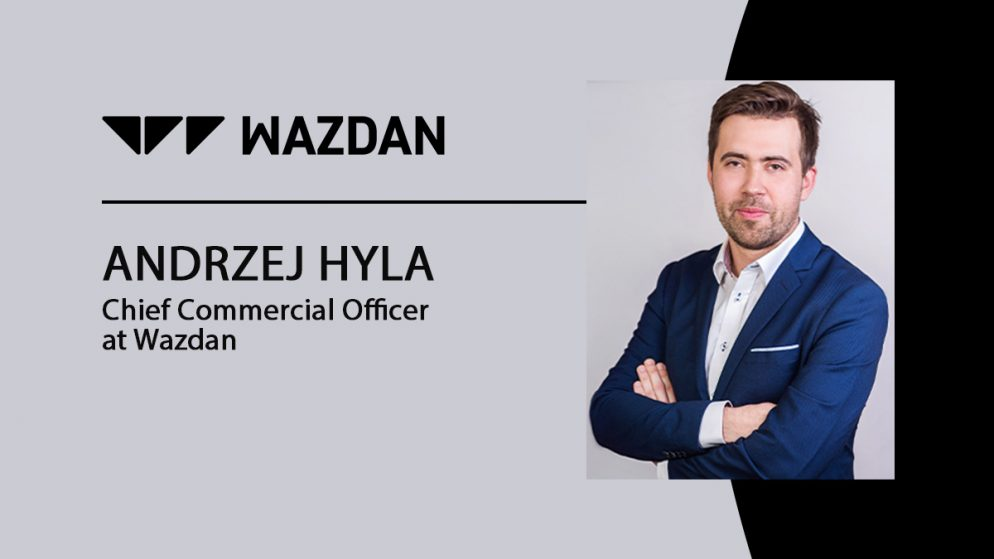 Exclusive Q&A on the the Wazdan Mechanics with CCO Andrzej Hyla