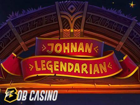 Johnan Legendarian Slot Review (Yggdrasil)