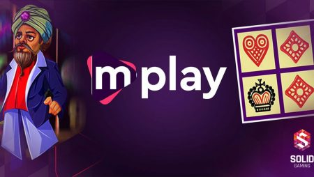 Mplay signs important deal with Solid Gaming