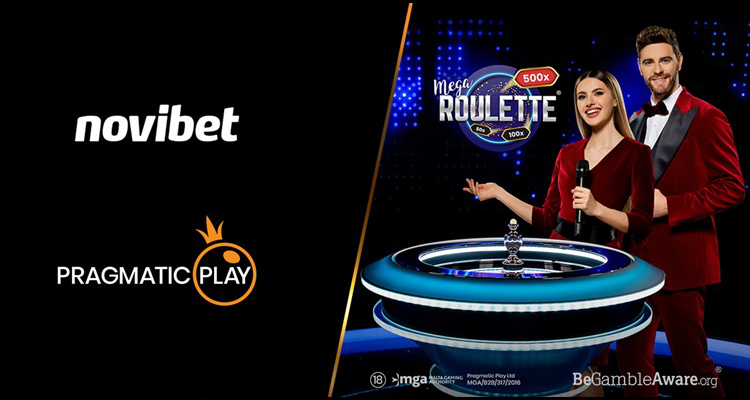 Pragmatic Play builds Live Casino audience via new Novibet partnership