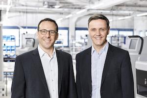 Heinz heads Hess international sales