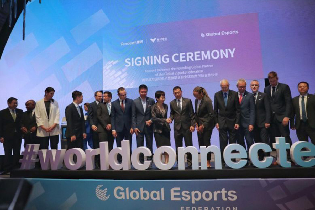 Global Esports Federation Appoints Paul J. Foster as its First CEO
