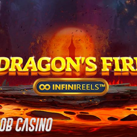 Dragon's Fire InfiniReels™ Slot Review (Red Tiger)