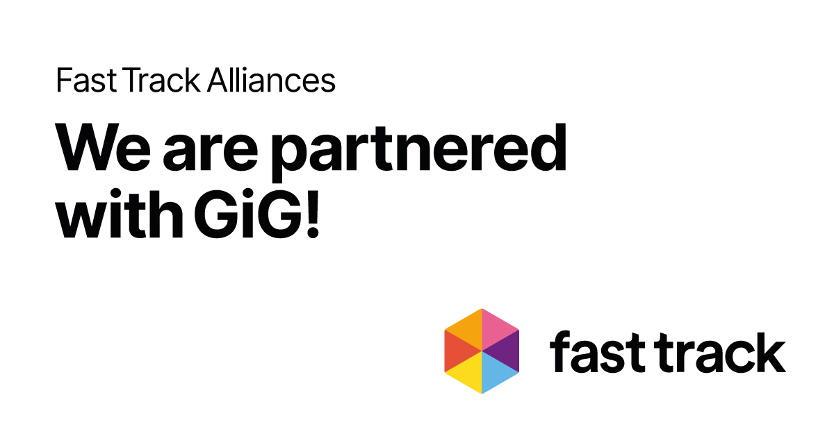 Fast Track Signs New Deal with GiG