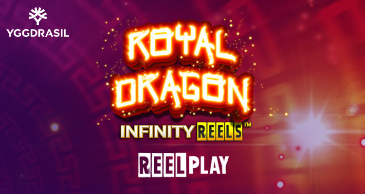 Yggdrasil introduces new online slot Royal Dragon Infinity Reels