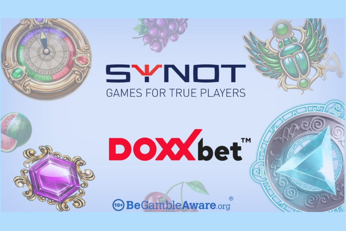 Synot Games Partners with DOXXbet