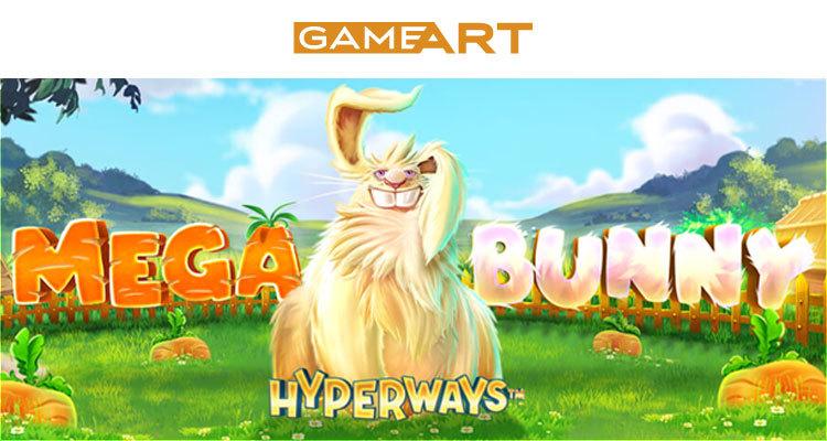 GameArt releases new game mechanic HyperWays via online slot Mega Bunny HyperWays