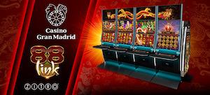 Madrid casino now has Zitro 88 Link