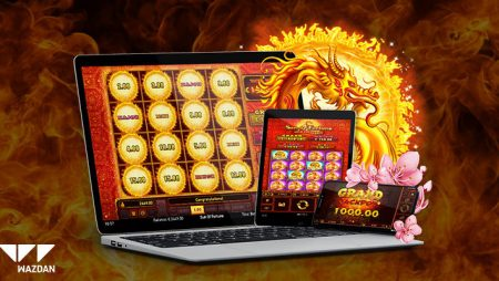 Wazdan releases new Hold the Jackpot online slot title Sun of Fortune