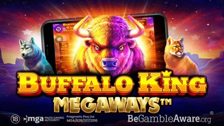 Pragmatic Play launches remake of classic via new turbo charged Buffalo King Megaways online slot