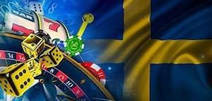Swedish gambling up in first quarter