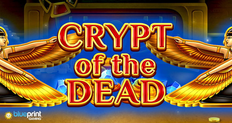 Blueprint Gaming introduces new classic themed online slot game Crypt of the Dead