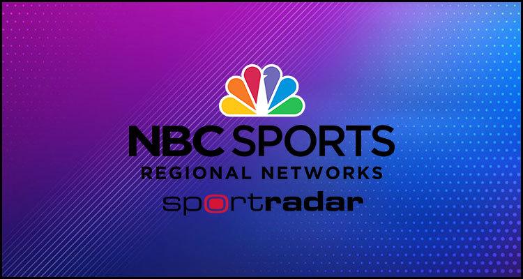Sportradar AG improves NBC Sports Regional Networks alliance