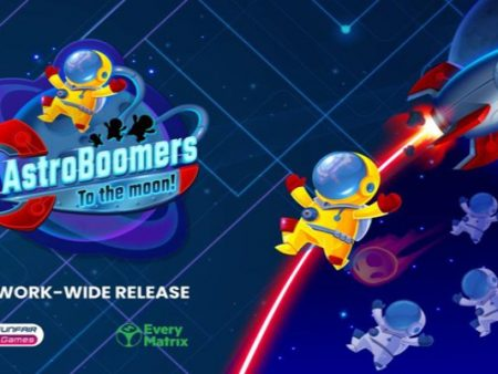 FunFair launches new AstroBoomers: To the Moon! online slot network wide