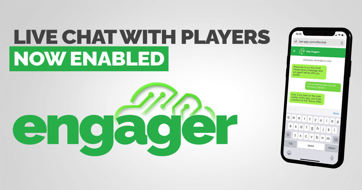 Enteractive launches Engager: a mobile-first player engagement service
