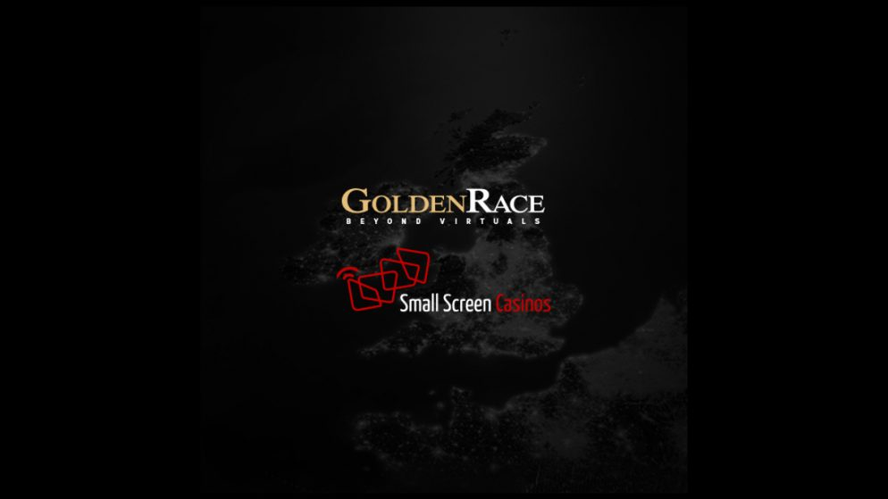 GoldenRace going live with Small Screen Casinos