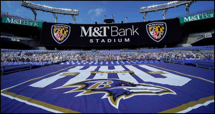 BetMGM named the first official gaming partner for the Baltimore Ravens